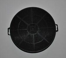 Filtre charbon rond Ø210 x 30 mm pour Hotte INDESIT HOTPOINT SCHOLTES ARISTON