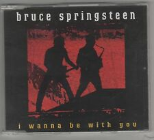 BRUCE SPRINGSTEEN LE WANNA être avec VYOU CD UNIQUE cds SINGLE COMME NEUF