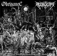 OBEISANCE / RECRUCIFY - Morbid Witches... Split EP  5x4 OFFER! Read Description
