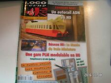 **s Loco Revue n°685 Tramway ETS ( 1/45 ) / Parc ferroviaire Ardèche miniature