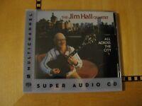 Jim Hall Quartet - All Across the City - SACD Super Audio CD Hybrid Multichannel