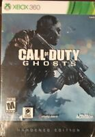 Call of Duty: Ghosts Hardened Edition (Microsoft Xbox 360, 2013)