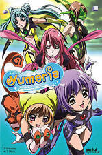 Yumeria - Complete Anime Collection (Brand New 3-Disc Set, DVD, 2013)