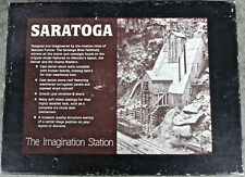 Imagination Station HO Kit 101 Saratoga Mine, Mint, Complete, Factory Sealed Pts
