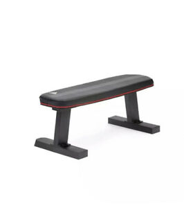 SHIPS SAME DAY Brand New Adidas Flat Black Bench for Strengh Gym Equipment