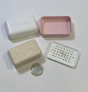 Mary Kay Purifying Bar Sealed Soap Dish Flaws Normal Combination Oily 4.2 oz