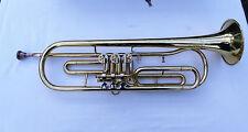 Josef Lidl Rotary Valve Eb E flat Trumpet w/ case (LTR 561?) – UNUSED!