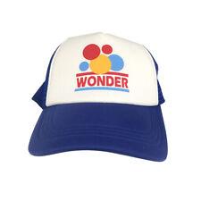 Wonder Trucker Hat Bread Ricky Bobby Talladega Nights Costume Hat Racecar Driver