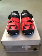 Giro Manta Women's Cycling Shoes Size 37 / US 6 Mountain Spin Class NIB NEW