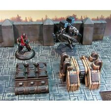 Armorcast BattleTech RoboTech AC2006 1/285th scale Industrial 2 Models Unpainted
