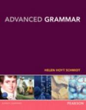 Advanced Grammar 1st Edition by Helen Hoyt Schmidt