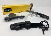 Buck USA 616 Ops Boot Knife with Sheath, G10 Handle, 154CM - New In Box!