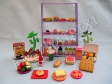 Littlest Pet Shop Lot of 7 RANDOM Sweets Food Cup Cake Accessories + Gift Bag