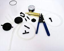 Quality 16pc Hand-Held Vacuum Pump Brake Bleeder  Set New TZ AU010