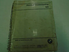 1976 1977 1978 1979 1980 1981 BMW 530i Elecrical Troubleshooting Manual ***