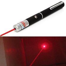 Laser Pointeur Stylo Lumière Rouge à Haute Puissance Visible 1mw 8000M Shell