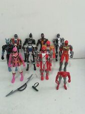 Power Ranger Figures bundle