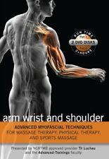 Arm, Wrist, and Shoulder: Advanced Myofascial Techniques 2-DVD Set - ACCEPTABLE