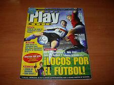 REVISTA PLAYMANÍA Nº28 (HOBBY PRESS AÑO 2001)