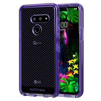 Tech21 Evo Check Series Case For Lg G8 ThinQ - Ultra Violet