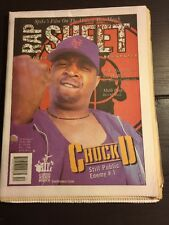 Rap Sheet Magazine Chuck D- Dec 1996, Vol.4, No.13