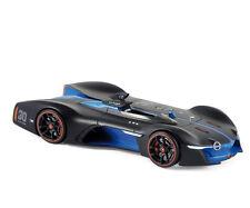 Alpine Vision Gran Turismo 2015 matt schwarz-blau 1:43 Norev 517847 neu + OVP