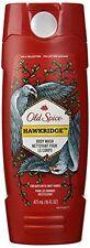 Old Spice Wild Collection HAWKRIDGE Body Wash 16 Oz