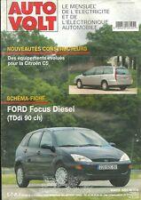 Auto Volt - März 2001 - Nr.776 - Ford Focus Diesel