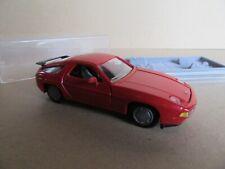 999K NZG Modèle 2620 RFA Allemagne Porsche 928S Rouge 1:43