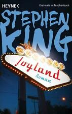 Joyland Stephen King  Horror Thriller* Taschenbuch ++Ungelesen++