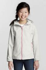 Lands' End ~ Spring Squall Rain Jacket Little Girl's S $70 NIP