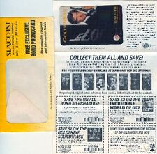 James Bond Goldeneye Phone Card