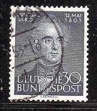 Germany--#695 Used--1953 Justus von Liebig