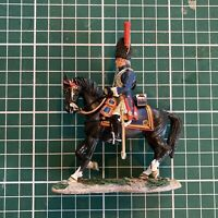 Del Prado Cavalry Of The Napoleonic War Grenadier À Cheval Imperial Guard C.1810