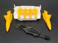 Vintage 1985 Hasbro Gi Joe Snow Cat Complete Missile Set