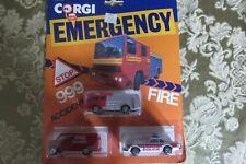 Vintage Corgi Royal Mail Emergency Vehicles  1984