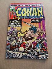 Conan The Barbarian 47 . J. Buscema - Marvel 1975 - FN +