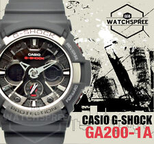 Casio G-Shock High Value Combination Series Watch GA200-1A AU FAST & FREE*
