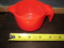 Little Tikes Red Cup Sugar Bowl Dish Pot Food Party Pour Spout Replacement Toy