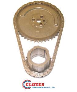 Timing Chain Set CLOYES For Buick Chevy GMC Pontiac 4.8L 5.3L 6.0L V8