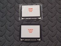 Game Boy Advance (GBA) Screen Protector (Lens)- Pokemon Swanna