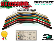 MANUBRIO ALLUMINIO ACCOSSATO DERBI MOTARD 60 OFF ROAD SEZIONE VARIABILE 28MM