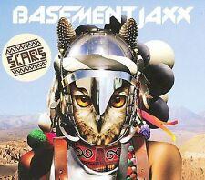 Basement Jaxx : Scars CD
