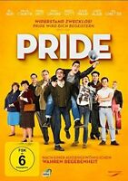 PRIDE  DVD NEU