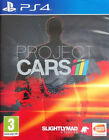Project Cars (Sony PlayStation 4, 2015)