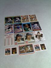 Dennis Eckersley:  Lot of 85+ cards.....54 DIFFERENT / Baseball