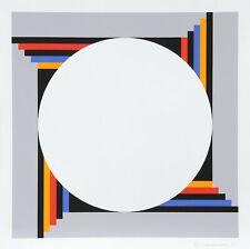 Verena Loewensberg, Untitled from 9x5 Konkret Portfolio, Screenprint on PVC foil