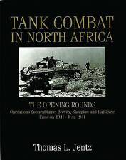 Tank Combat in North Africa: The Opening Rounds - Operations Sonnenblume,...