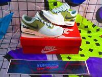 Uk 4.5 Glacier blue Nike air max zero premium deadstock Unisex trainers
