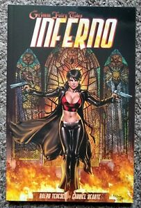Grimm Fairy Tales Inferno TPB